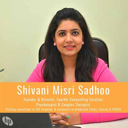 Counsellor Shivani Misri Sadhoo
